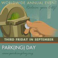 Parking Day Logo